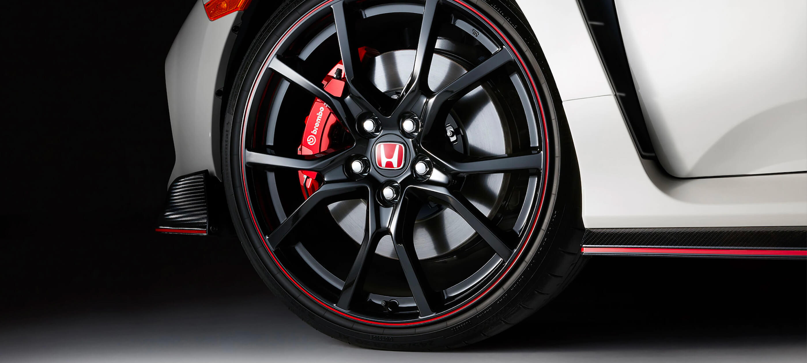 20-Inch Black Alloy Wheels