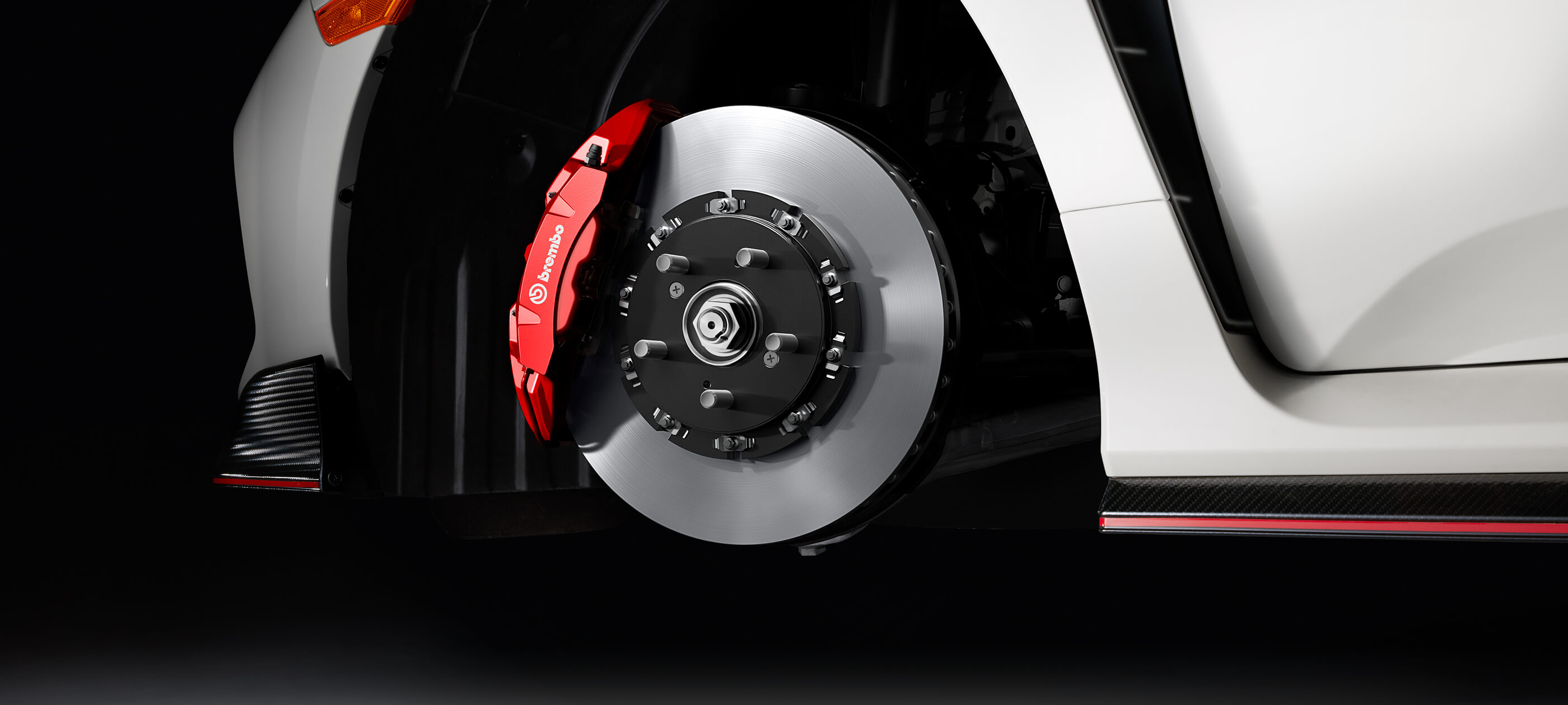 Brembo<sup>®</sup> Brakes