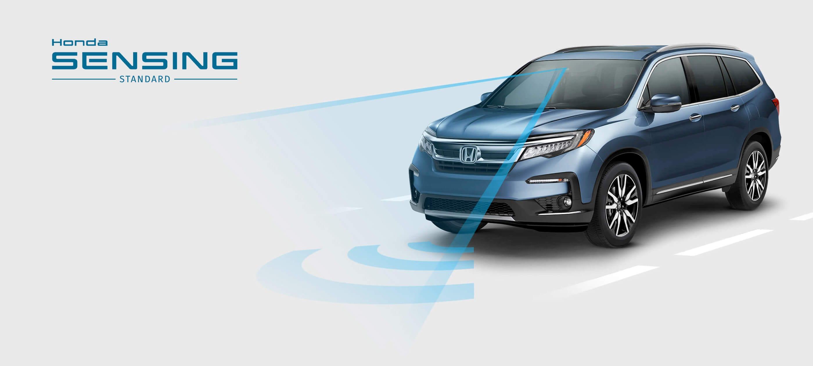 Honda Sensing<sup>®</sup> Standard