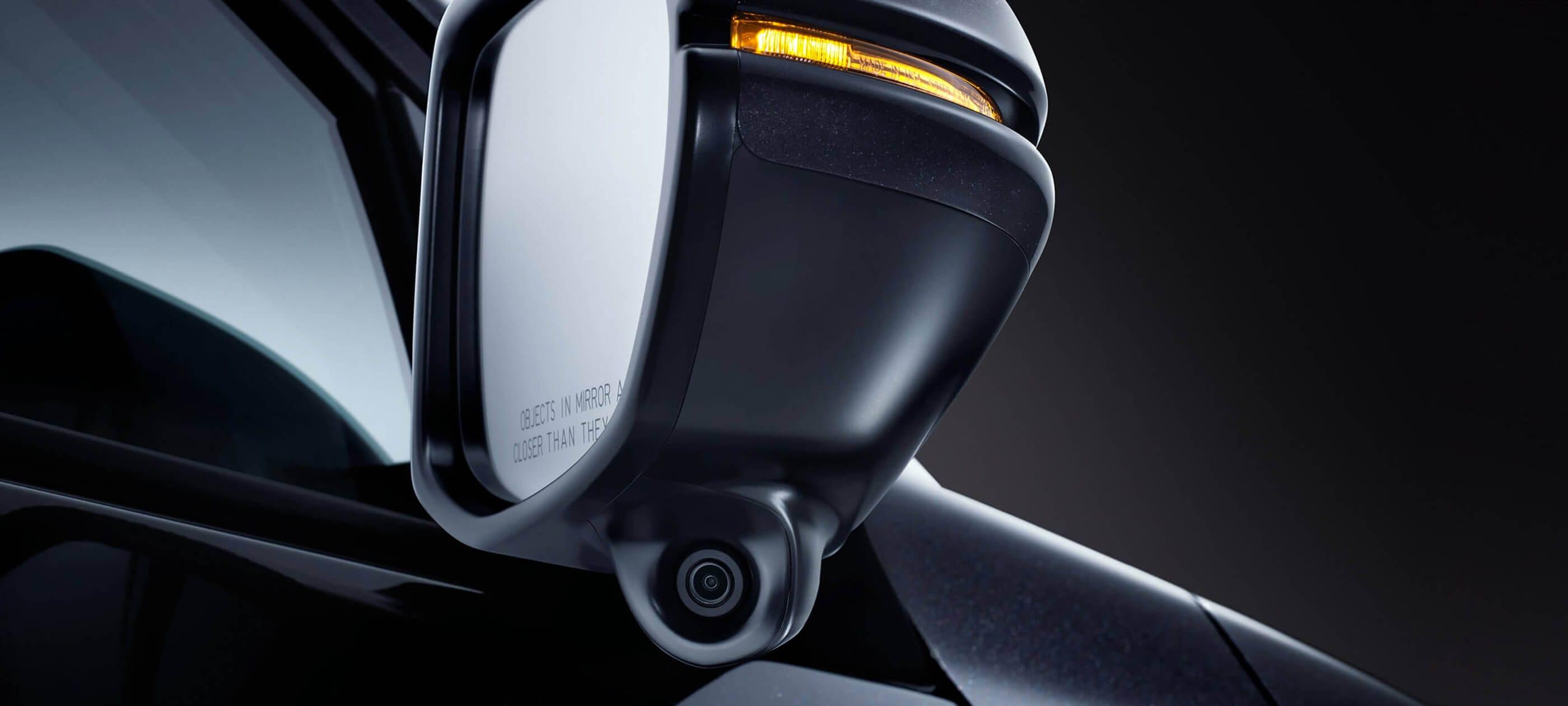 Honda LaneWatch™