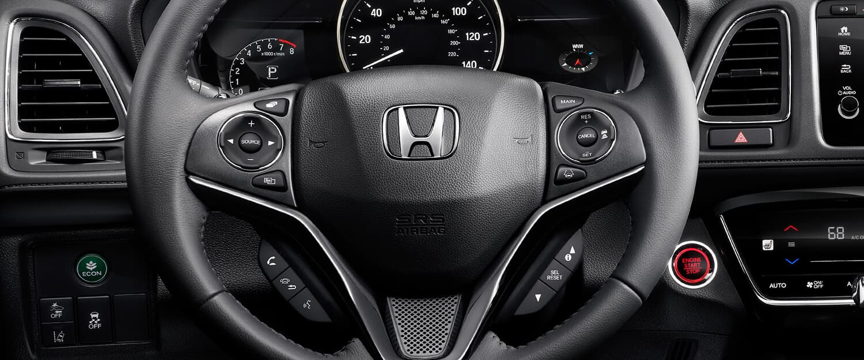 2019 Honda HR-V AWD Interior Driver POV