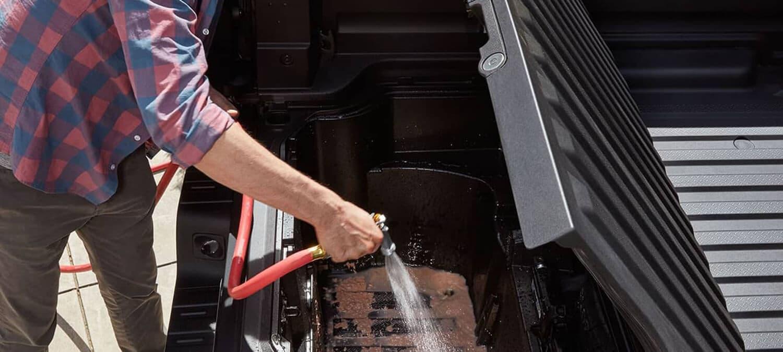 2019 Honda Ridgeline AWD Exterior In-Bed Trunk