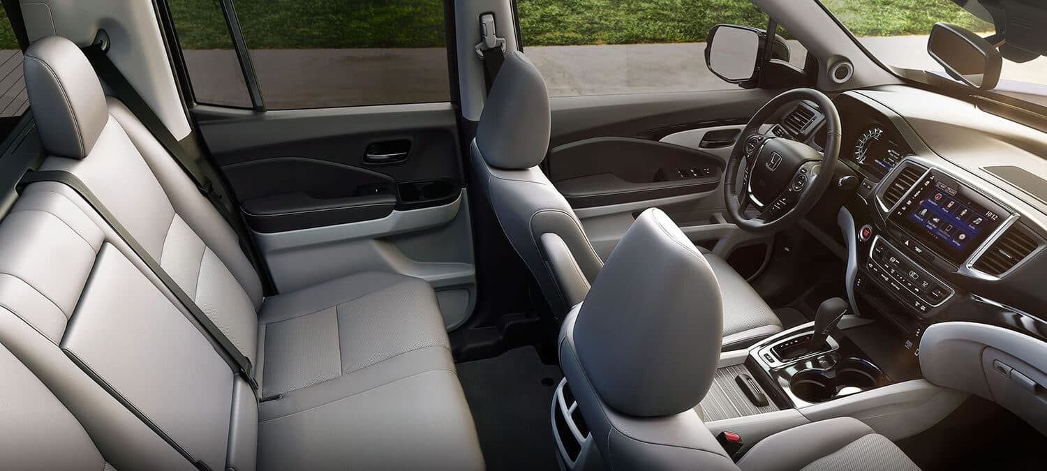 2019 Honda Ridgeline AWD Interior Seating