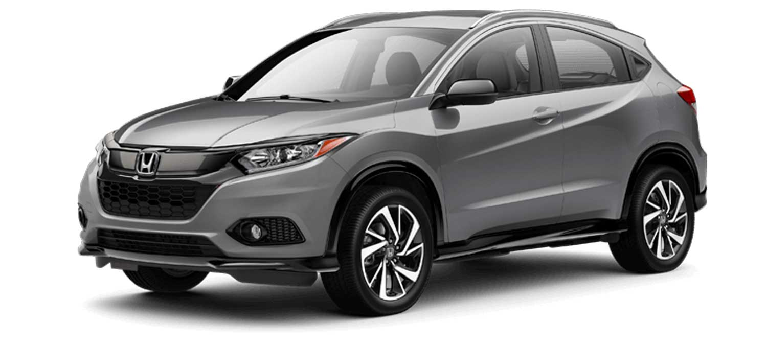 2019 Honda HR-V All Wheel Drive Jellybean