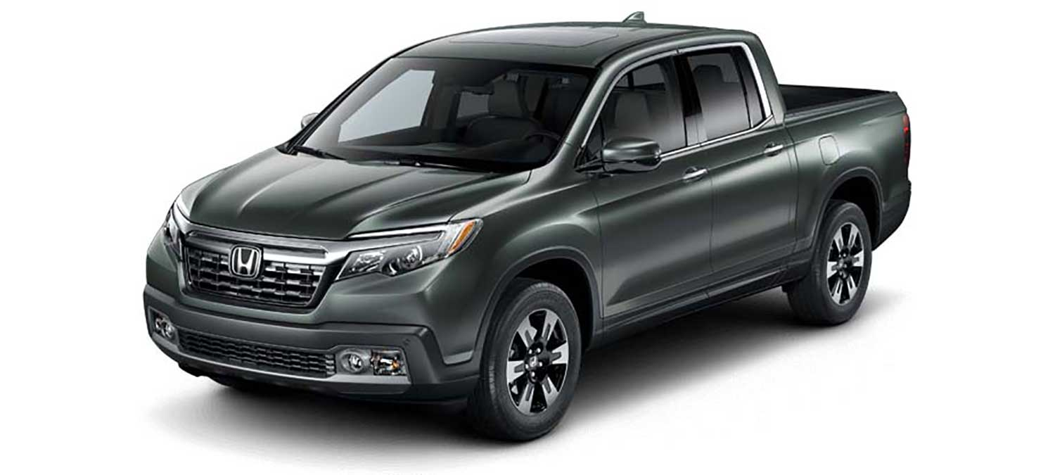2019 Honda Ridgeline All-Wheel Drive
