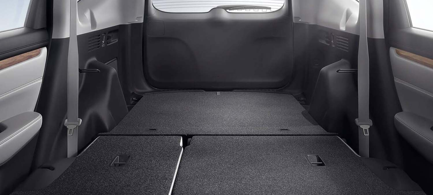 Honda Cr V Awd Interior Maximum Cargo Space