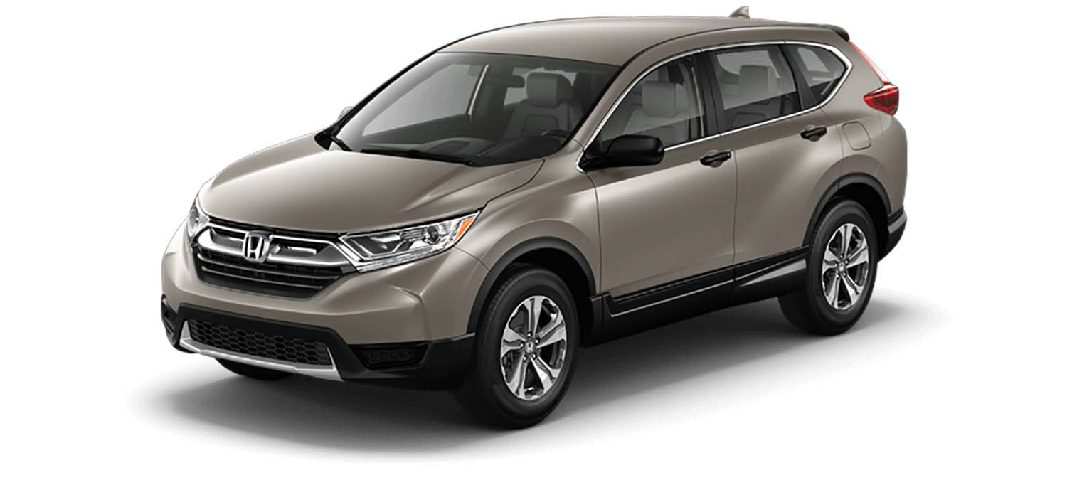 2018 Honda CR-V All Wheel Drive Jellybean