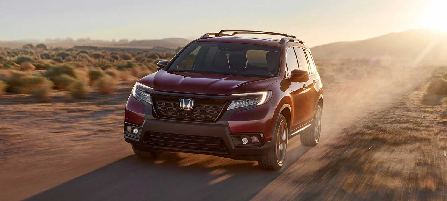 2019 Honda Pilot AWD Intelligent Traction Management