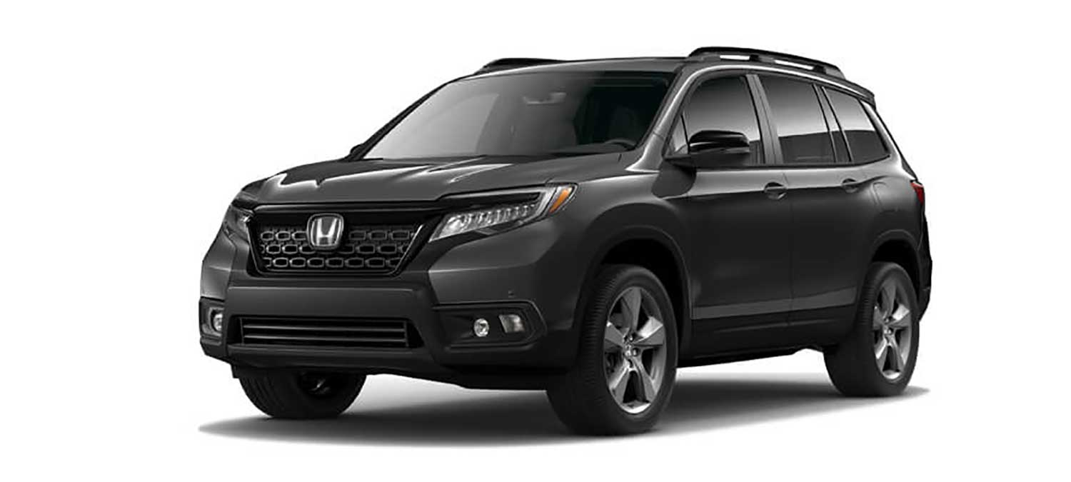 2019 Honda Pilot All Wheel Drive Jellybean