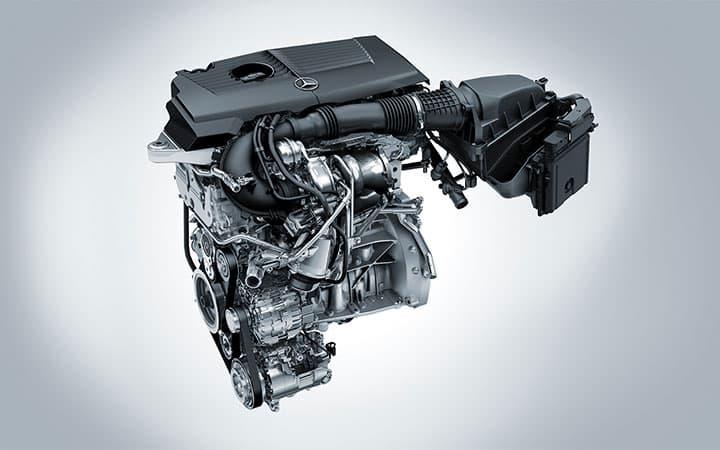 Puissance turbo. Deux litres de pure énergie.