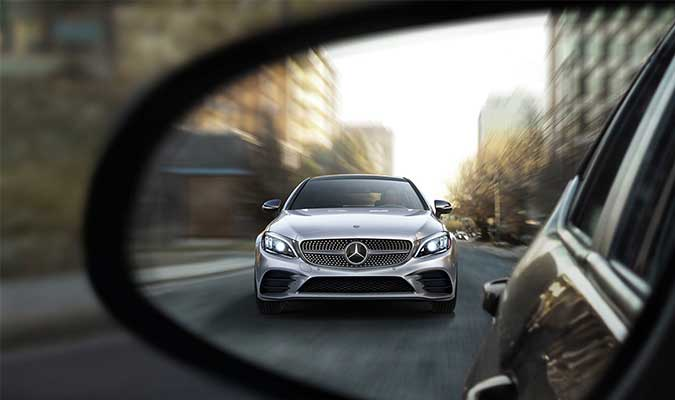 The 2019 C-Class Coupe 1