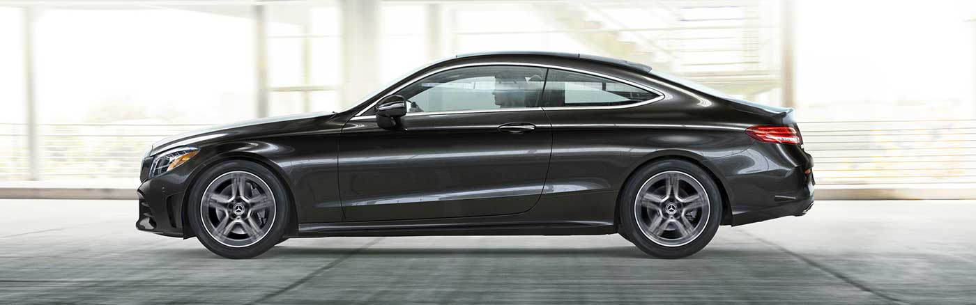 The 2019 C-Class Coupe
