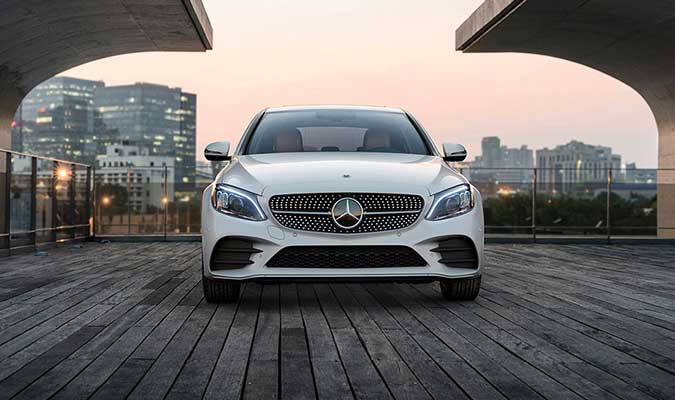The 2019 C-Class Sedan 1