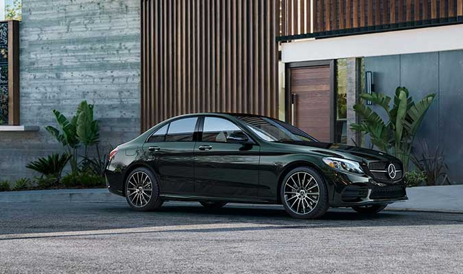 The 2019 C-Class Sedan 2