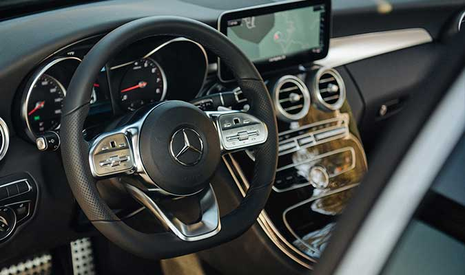 The 2019 C-Class Sedan 8
