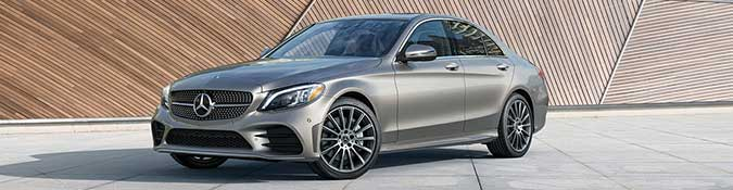 The 2019 C-Class Sedan 5