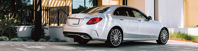 The 2019 C-Class Sedan 6
