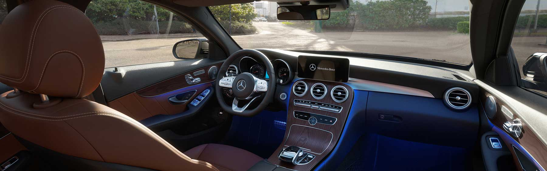 The 2019 C-Class Sedan