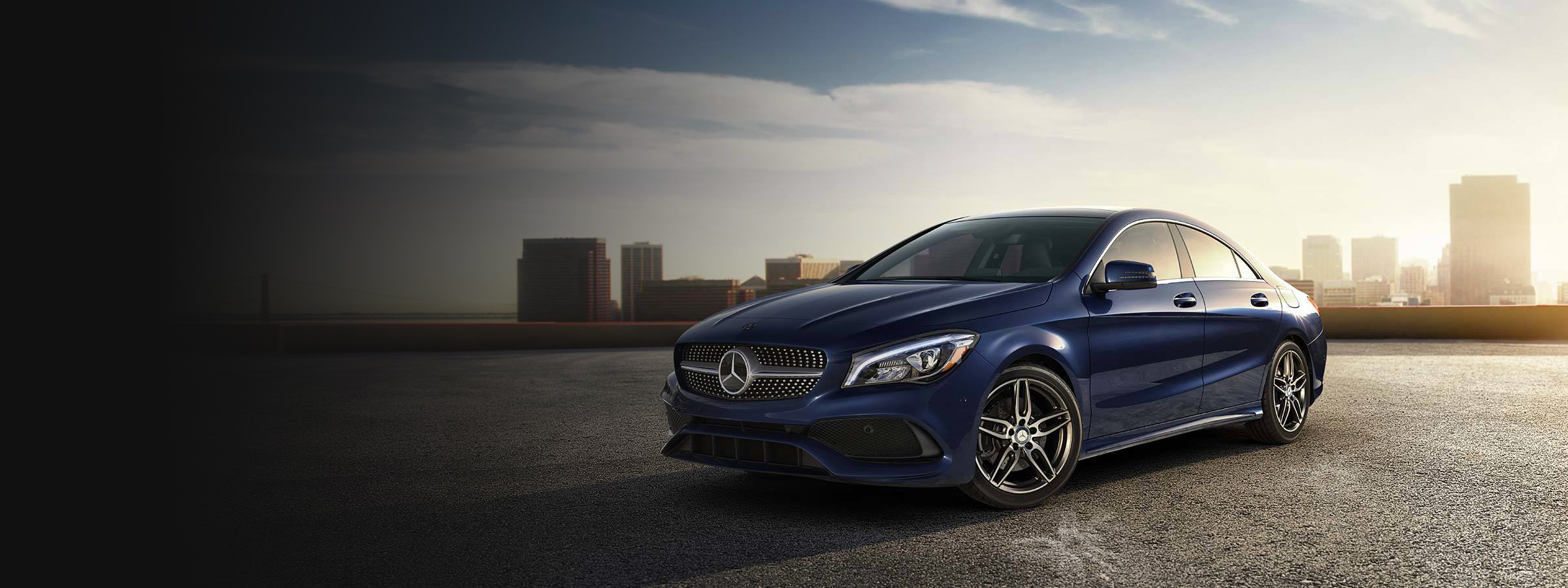 The 2019 CLA 4-door Coupe