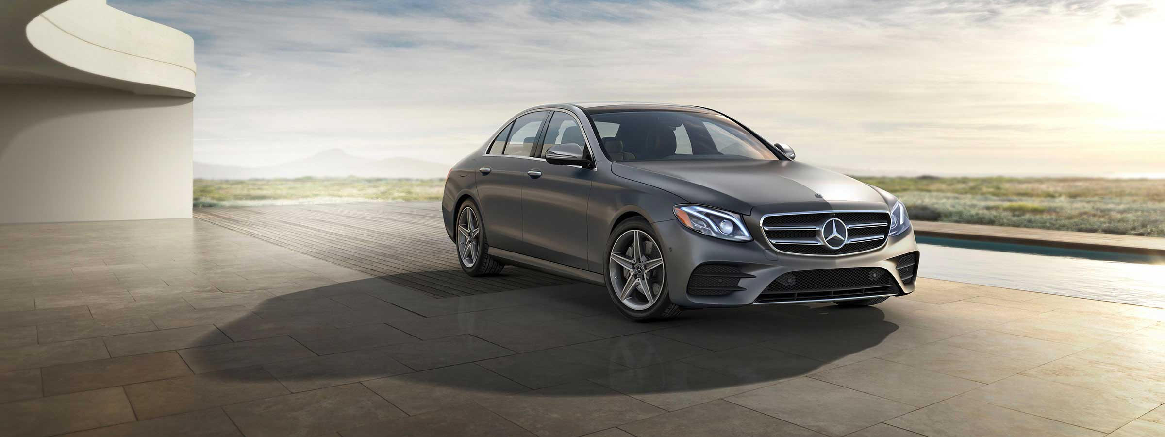 The 2019 E-Class Sedan