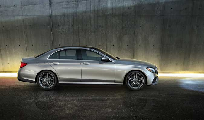 The 2019 E-Class Sedan 1