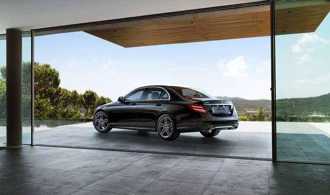 The 2019 E-Class Sedan 2