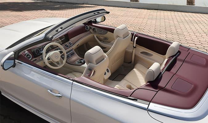 2019 E-Class Cabriolet 2
