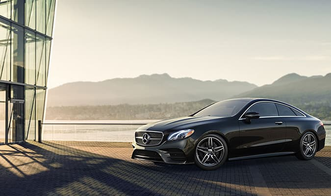 The 2019 E-Class Coupe 1