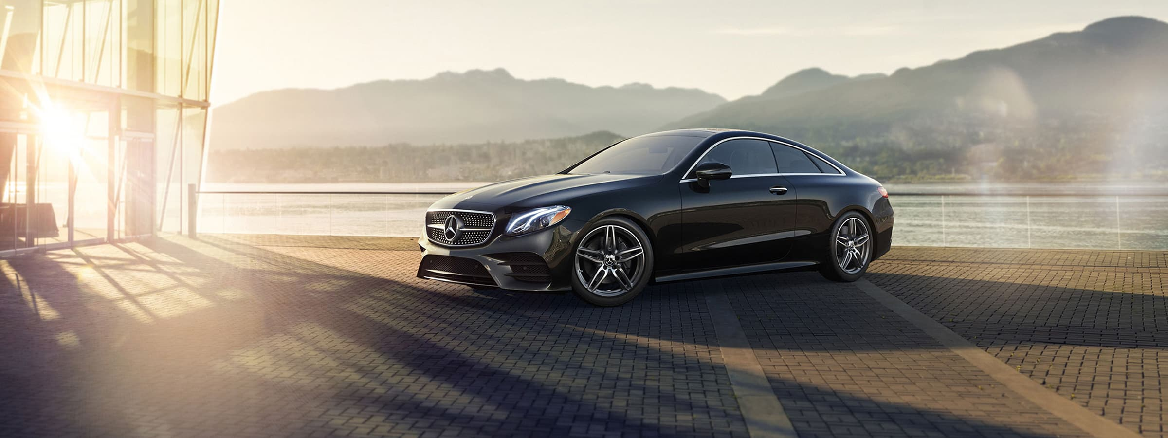 The 2019 E-Class Coupe
