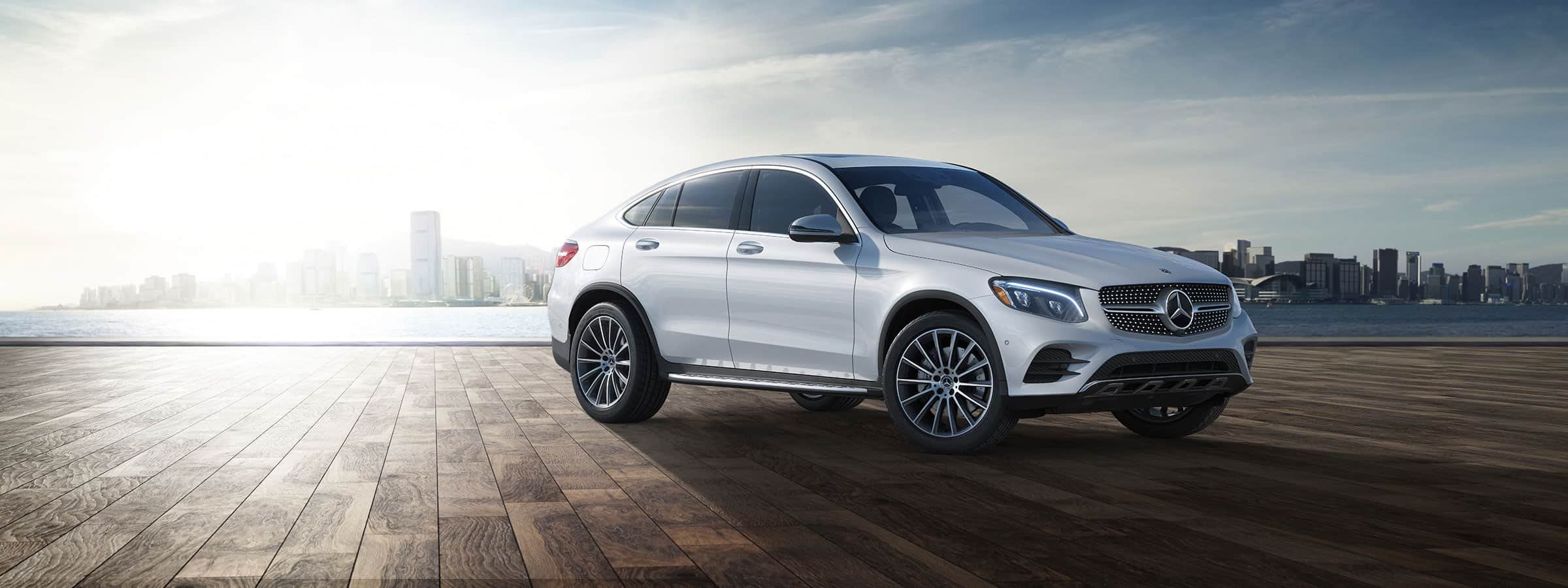 The 2019 GLC Coupe