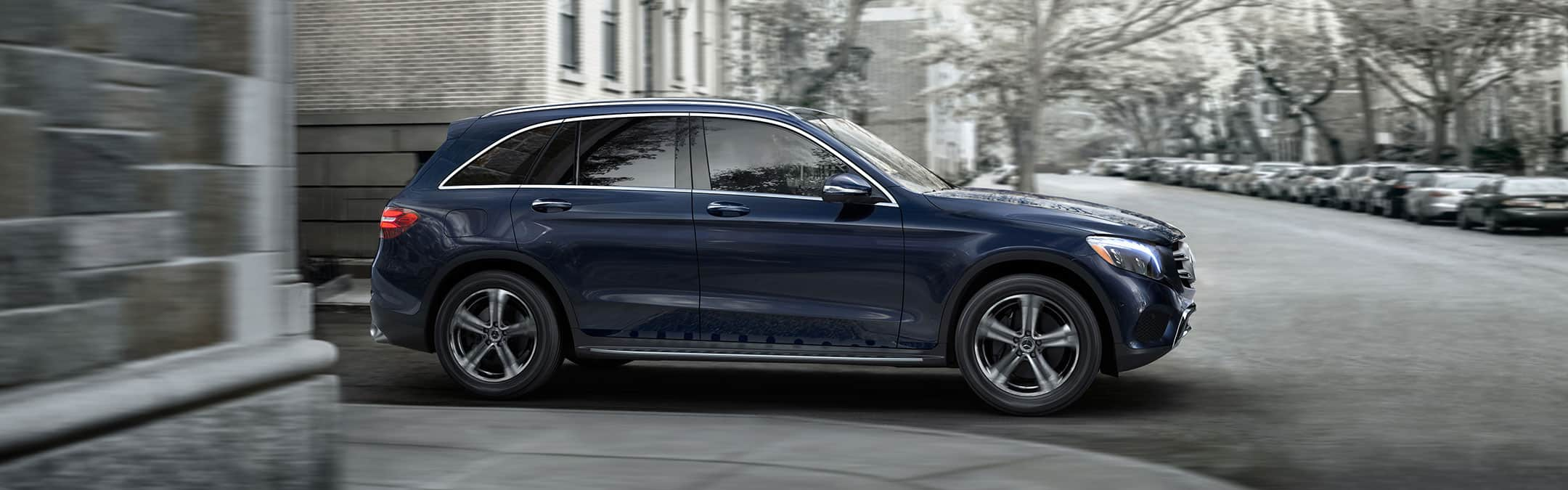 The 2019 GLC SUV