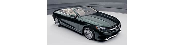 2019 S-Class Cabriolet 4