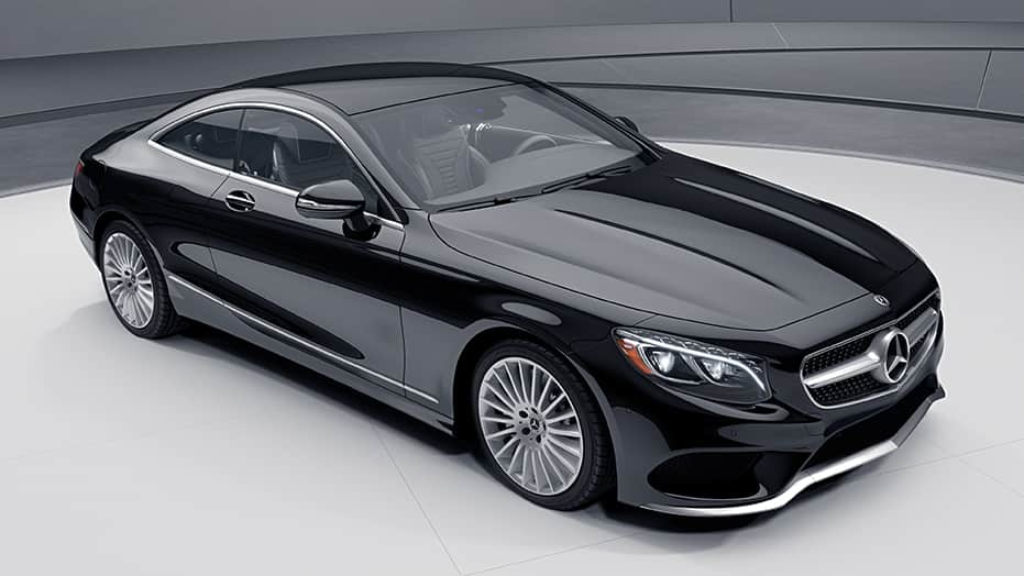 The 2019 S-Class Coupe