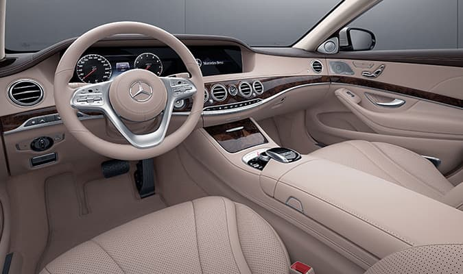 The 2019 S-Class Sedan 3