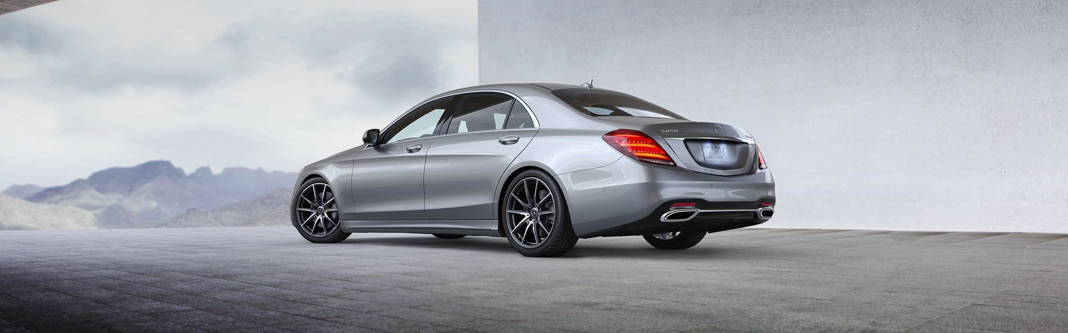 The 2019 S-Class Sedan
