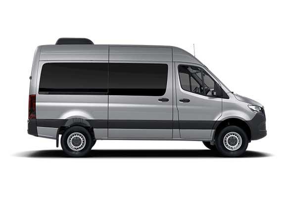 Sprinter 4x4 Passenger Van 2500