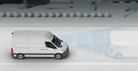 The 2019 Sprinter Cargo Van 1