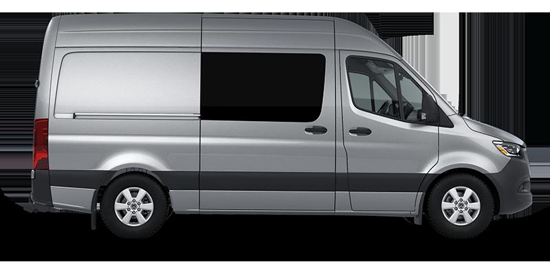 Sprinter 2500 Crew Van