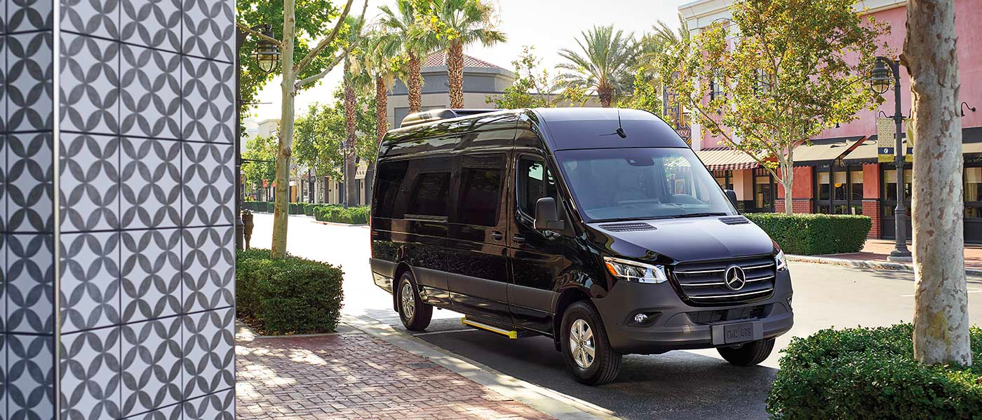 The 2019 Sprinter Passenger Van