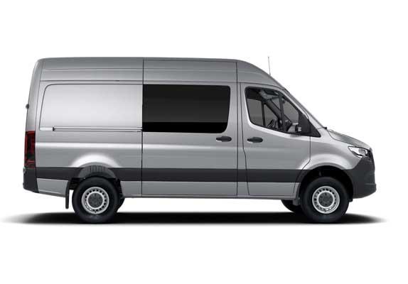 Sprinter 2500 4x4 Crew Van