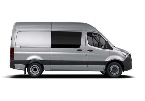 Sprinter 3500 XD 4x4 Crew Van