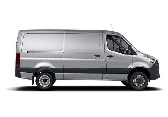 Sprinter 4x4 Cargo Van 3500 XD
