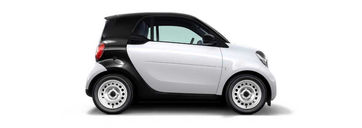smart coupe electric drive coupe