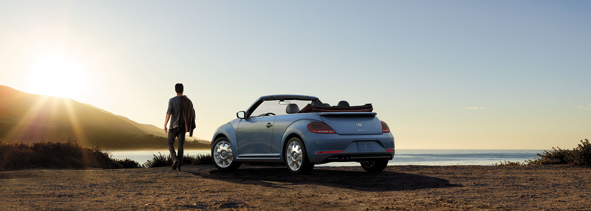 Volkswagen Beetle Convertible Hero Image