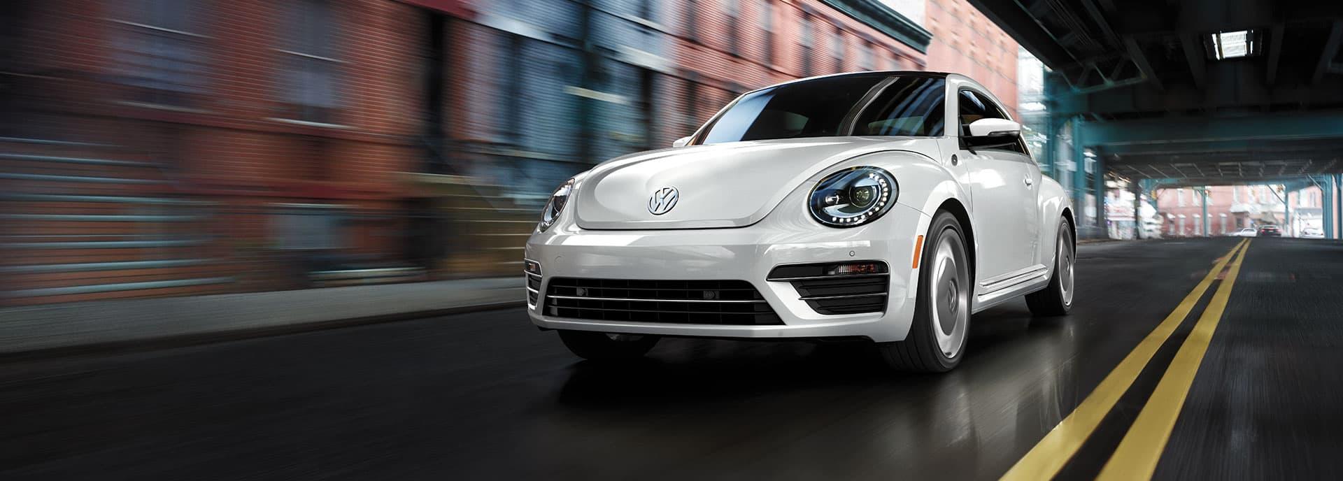 Volkswagen Beetle Hero Image