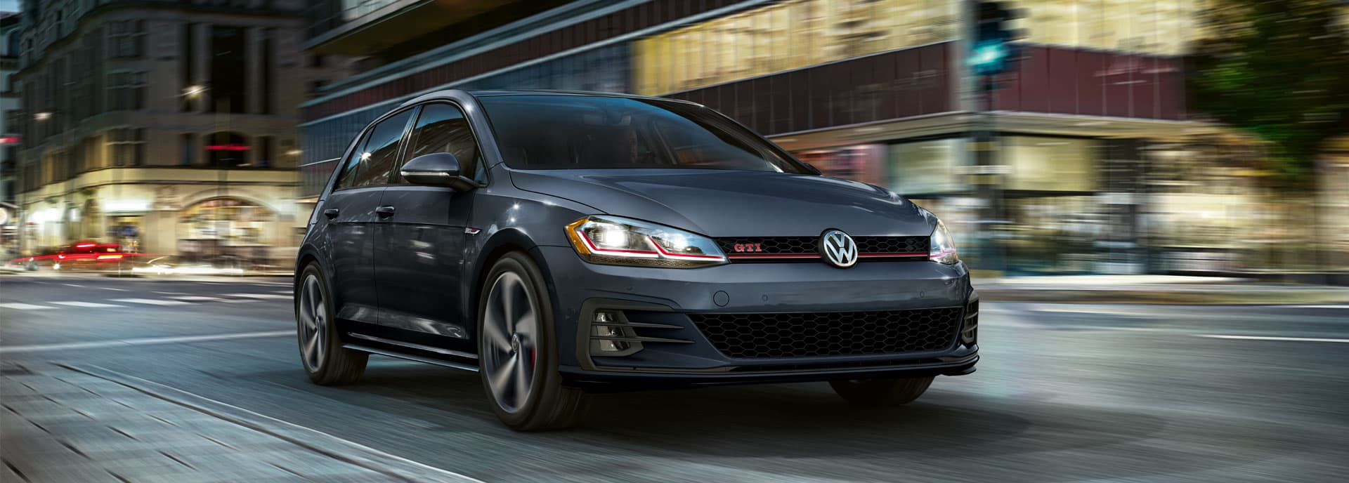 Volkswagen Golf GTI Hero Image