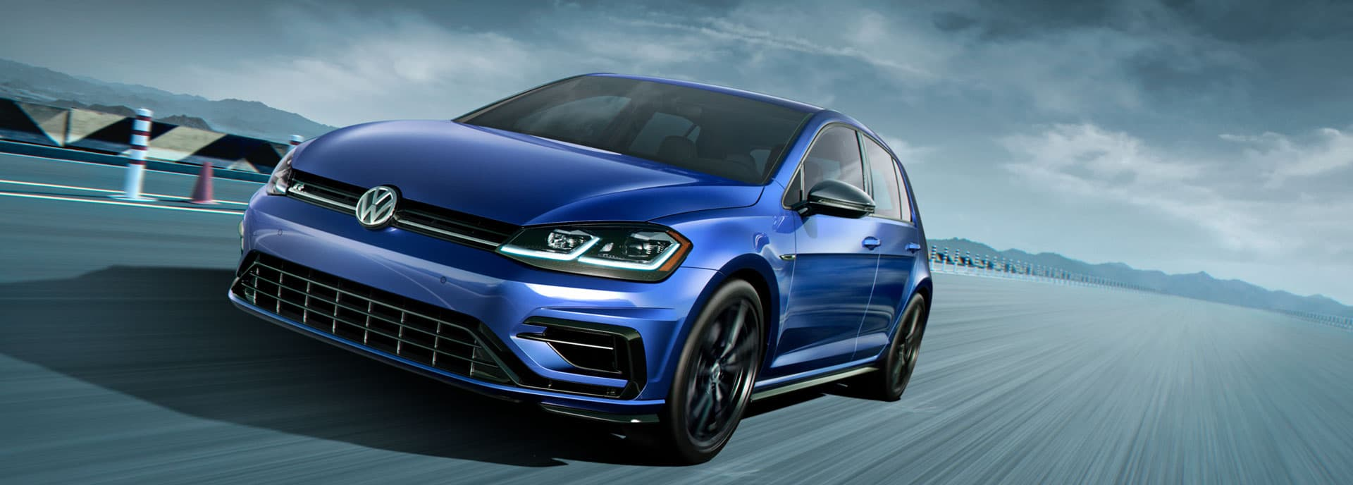 Volkswagen Golf R Hero Image