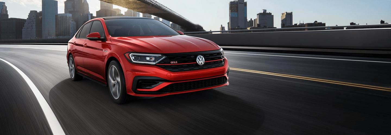 Volkswagen Jetta GLI Hero Image