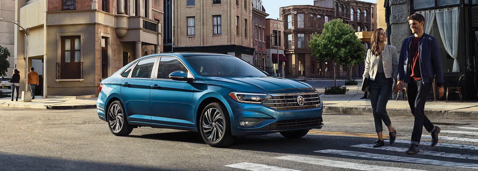 Volkswagen Jetta Hero Image