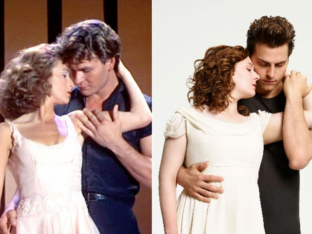 Dirty Dancing Then and Now